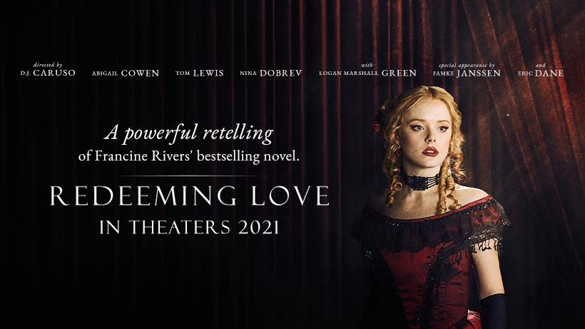 Redeeming Love movie banner
